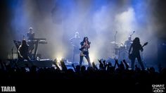 Tarja Turunen and her band: Alex Scholpp, Max Lilja, Tim Shreiner, Kevin Chown and Christian Kretschmar live at Le Transbordeur, Lyon, France. The Shadow Shows, 08/11/2016 #tarja #tarjaturunen #theshadowshows #tarjalive PH: Pavillon 666 http://www.pavillon666.fr/webzine/chroniques/chroniques-de-concerts/chroniques-de-concerts-detail.php?groupe=2174