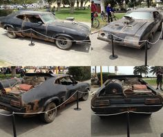 Fury Road Interceptor Returns | Picture round-up: Mad Max's new car, The Necronomicon Ex-Mortis from ...