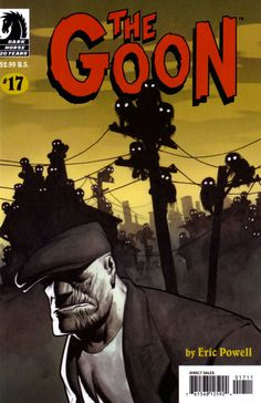 Cover for The Goon (Dark Horse, 2003 series) #17
