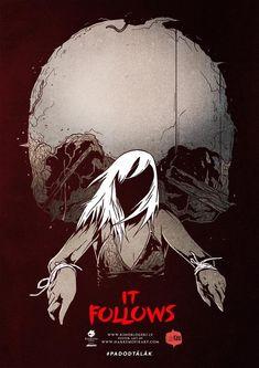 Galería: Posters de It Follow -3 | Aullidos.COM