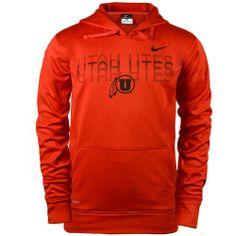 Utah Utes Nike Hoodie available at The RedZone. #nike #utahutes