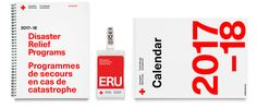 Brand New: New Logo and Identity for Canadian Red Cross by Concrete Visual Identity, Brand Identity, Branding, Canadian Red Cross, International Red Cross, Red Cross Society, Core Values, Presentation Templates, Signage