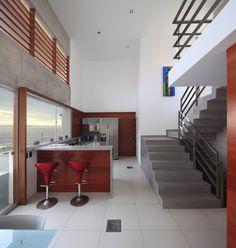 ARQUIMASTER.com.ar | Proyecto: Casa Palillos E-3 (Beach House E-3) (Playa Palillos, Lima, Perú) -  Vértice Arquitectos | Web de arquitectura y diseño