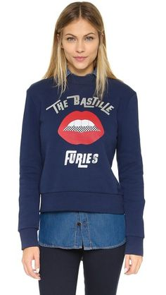 Etre Cecile The Bastille Furies Sweatshirt