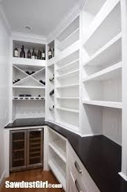 Image result for timber bench walk-in pantry