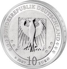 illustrations de wilhelm busch | ... Gedenkmünzen Deutschland | 10 Euro BRD 175. Geburtstag Wilhelm Busch