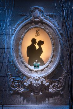 Tiffany & Co. Christmas window, Home for the Holidays