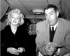 Marilyn Monroe & Joe Dimaggio
