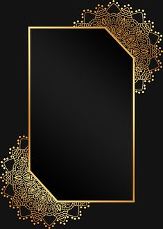 Creative Background, Art Background, Invitation Background, Poster Background Design, Background Patterns, Textured Background, Black Gold Party, Gold Lanterns, 3d Wallpaper Black