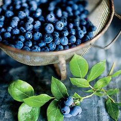 Pile on the blueberries! These tasty berries contain more antioxidants than almost any other food. Translation: They can give your skin extra protection against damaging free radicals that result from sun exposure, emotional stress, and even over exercising.