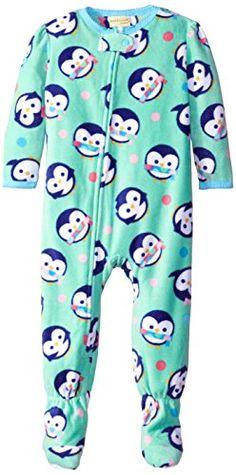 Komar Kids Little Girls  Penguin Fleece Blanket Sleeper    Learn more   Blanket  Sleeper 697ba9463
