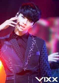 Leader N ♡ #VIXX #KPOP // Voodoo Live Performance