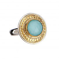 Handmade Turquoise Rings by Anna Beck Designs