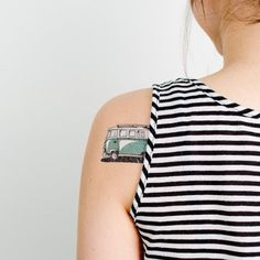 Tattly Designy Temporary Tattoos - Website full of cool temporary tattoos. Henna Tattoos, Vw Tattoo, Boho Tattoos, Dream Tattoos, Back Tattoo, Cute Tattoos, Beautiful Tattoos, Tatoos, Custom Temporary Tattoos