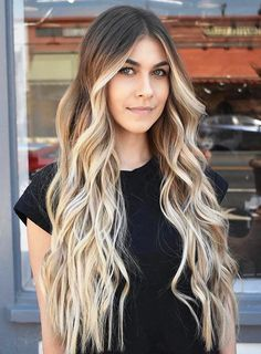33 Beautiful & Stunning Long Layered Hairstyles 2018