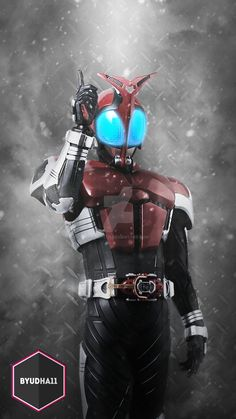 Kamen Rider Kabuto Wallpaper by Byudha11