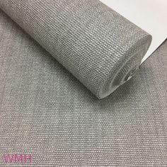Wallpaper online - cloud grey linen effect heavy vinyl wallpaper - wallpapermyhome.com