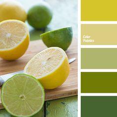 Color Palette #3720