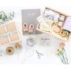 Design-your-own Gift Box - Hooked in a Box All Gifts, Gifts For Mum, New Baby Gifts, Special Gifts, Baby Gift Box, Baby Hamper, Gift Hampers, Practical Gifts, Gift Vouchers