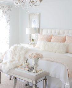 Mises à jour de la chambre principale pour l'automne et l'hiver #falldecor #falldecorideas #bedroomdesi ...