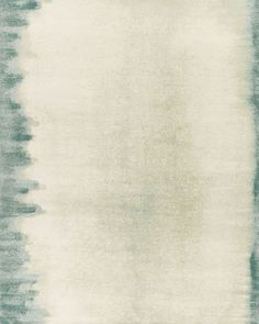 Fort Street Studio's Edge rug shown in Teal. #carpets #rugs