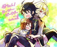AAAAWWWW!!!!! (Mika, Yuu and Akane)