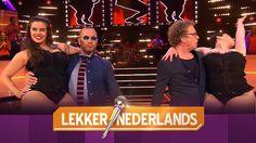 JURK! zingt 'Ik Hou Van Spek!' | Lekker Nederlands 2015 | SBS6