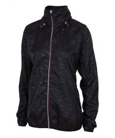 Love this Black Cardiac Pack-Away Jacket by Vipe Activewear on #zulily! #zulilyfinds