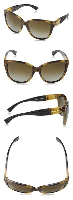 ceb29926dbb Amazon.com  Ralph 5181 501 11 Black Tortoise 5181 Wayfarer Sunglasses Lens  Category 3 Lens  Shoes