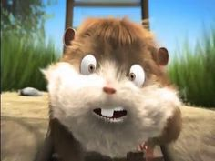Hamster Bob - OMG THIS IS SOOOOO CUTE!  But you MUST watch till the VERY VERY end!!!!!   Credits will start..... but keep watching, the best is yet to come!