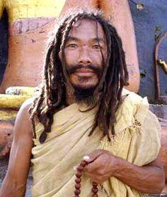 Tibetan yogi Pema Dorje