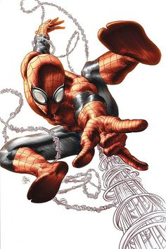 Superior Spider-Man #4 Variant Cover Art by Comic Artist Mike Deodato Jr…