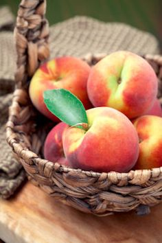 25 Things To Make With Fresh Peaches: {Recipes}