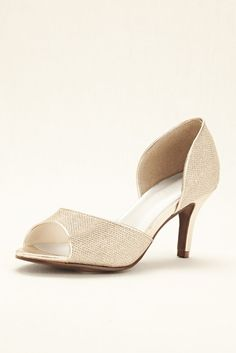 676677f74e527 41 Best Bridesmaid shoes images | Bridesmaid shoes, High heel ...
