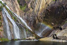 La cascade d'Ezaro en Galice : L'Espagne comme vous ne l'avez jamais vue - Linternaute