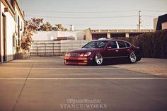 Stance Works - Johnny Dip's VIP Lexus GS400