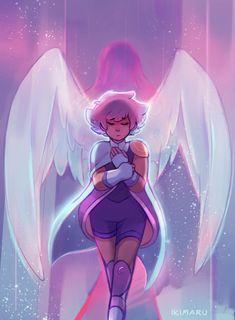 she-ra said gay rights — ikimaru: Life will make you grow Change will. Fanart, Cartoon Network, She Ra Princess Of Power, Make You Cry, Magical Girl, Dreamworks, Steven Universe, Cartoon Art, Just In Case