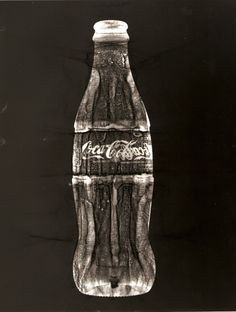 Coke/Coca Cola bottle - you can't beat the feelin' classic &/or contemporary photogram/rayograph Photo Class, Cyanotype, Coca Cola, Still Life, Photography Tips, Contemporary, Explore, Coke, Bottle