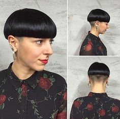 WEBSTA @ buzzcutfeed - Sexy Classic Shiny Bowl Cut#BuzzCutFeed #UCFeed #Undercut #Undercuts #ShavedNape #NapeShave#NapeBuzz #NapeUndercut#NapeCut #ClassicUndercut#ShornNape #UndercutBob#BobHair #BobHaircut #Bob#ShortBob #ClassicBob #BobLife #ShortHair #ShortHairDontCare #UndercutNation #UnderShave #WomensFashion #HairFashion #ShortHaircut #Haircut #Hairstyle#BowlCut #BowlCuts #BowlHaircut
