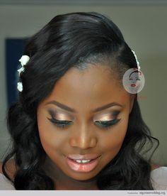 Nigerian Wedding: 'Au Naturel' – Get The Look By Omobola Missglam