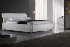 Łóżka sypialniane | http://www.luxdesign.com.pl/kategoria/8/lozka-sypialniane