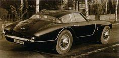 Tatra JK 2500, the Ferrari from Czechia, 1956