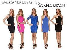 Check out what new with Donna Mizani @  www.confectionsboutique.com