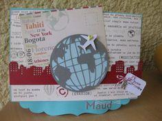 Carte voyage  Travel card
