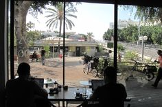 Tel Aviv: Cafe Nahat Is A Coffee Saloon http://sprudge.com/cafe-nahat-tel-aviv-108957.html