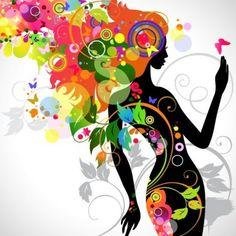 Resultados de la Búsqueda de imágenes de Google de http://images.all-free-download.com/images/graphiclarge/colorful_floral_girl_silhouette_148620.jpg