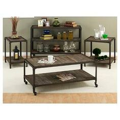 Franklin Forge Accent Furniture Collection Jofran Target Coffee Table