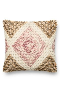 LOLOI 'Bohemian Chic' Pillow available at #Nordstrom