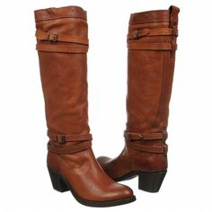 FAVORITE!! Women's Frye Jane Strappy Tan Leather Shoes.com