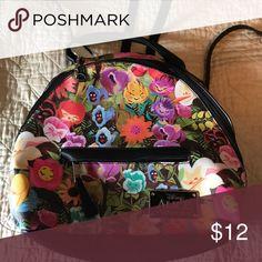 Disney backpack purse Alice In Wonderland Disney purse - bookbag style Disney Bags Backpacks